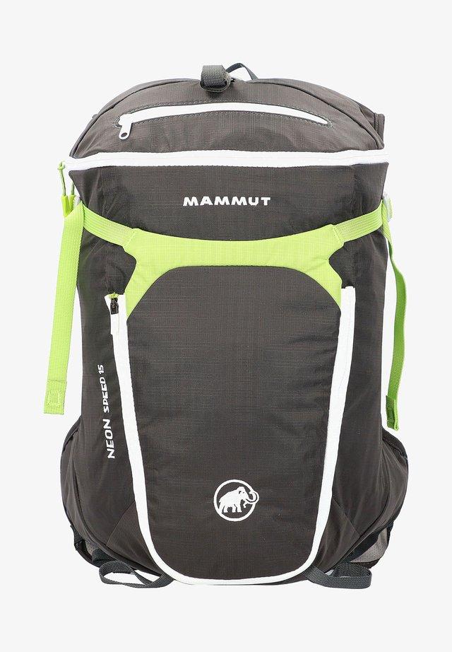 Hiking rucksack - graphite-sprout