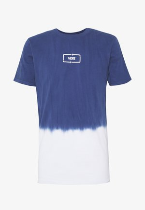 DIP DYED  - T-shirt con stampa - sodalite blue
