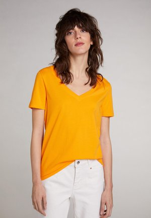 T-Shirt basic - orange