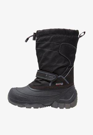 SNOWCOAST - Snowboots  - black