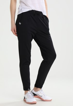 ONPBAE TRAINING PANTS - Pantalones deportivos - black