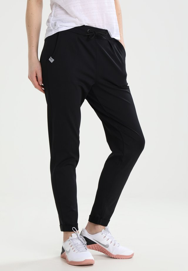 ONPBAE TRAINING PANTS - Joggebukse - black