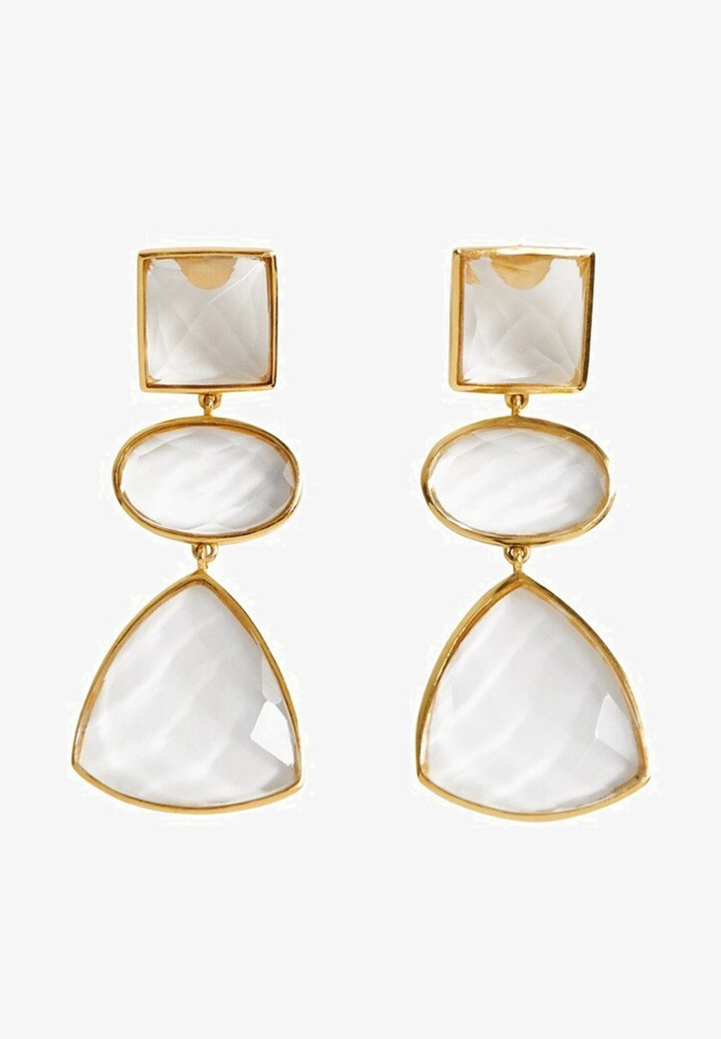 Mango - MODE - Earrings - oro
