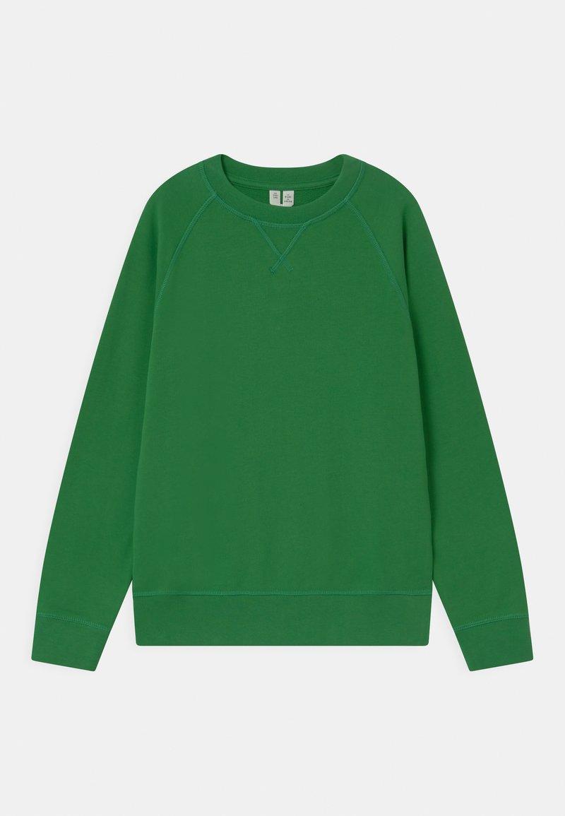 ARKET - UNISEX - Sweatshirt - strong green