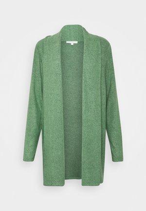 Kardigan - vintage green melange