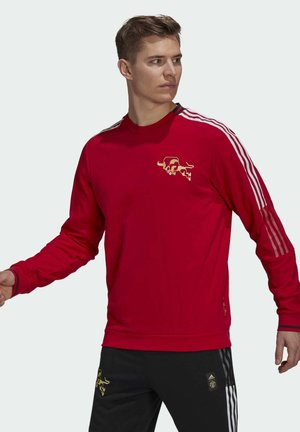 MANCHESTER UNITED CNY CR SWT - Sweatshirt - reared