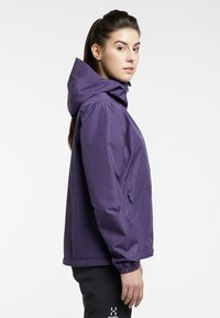 Haglöfs - BETULA GTX JACKET - Hardshell jacket - purple rain - 2