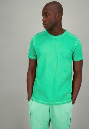 Basic T-shirt - jade