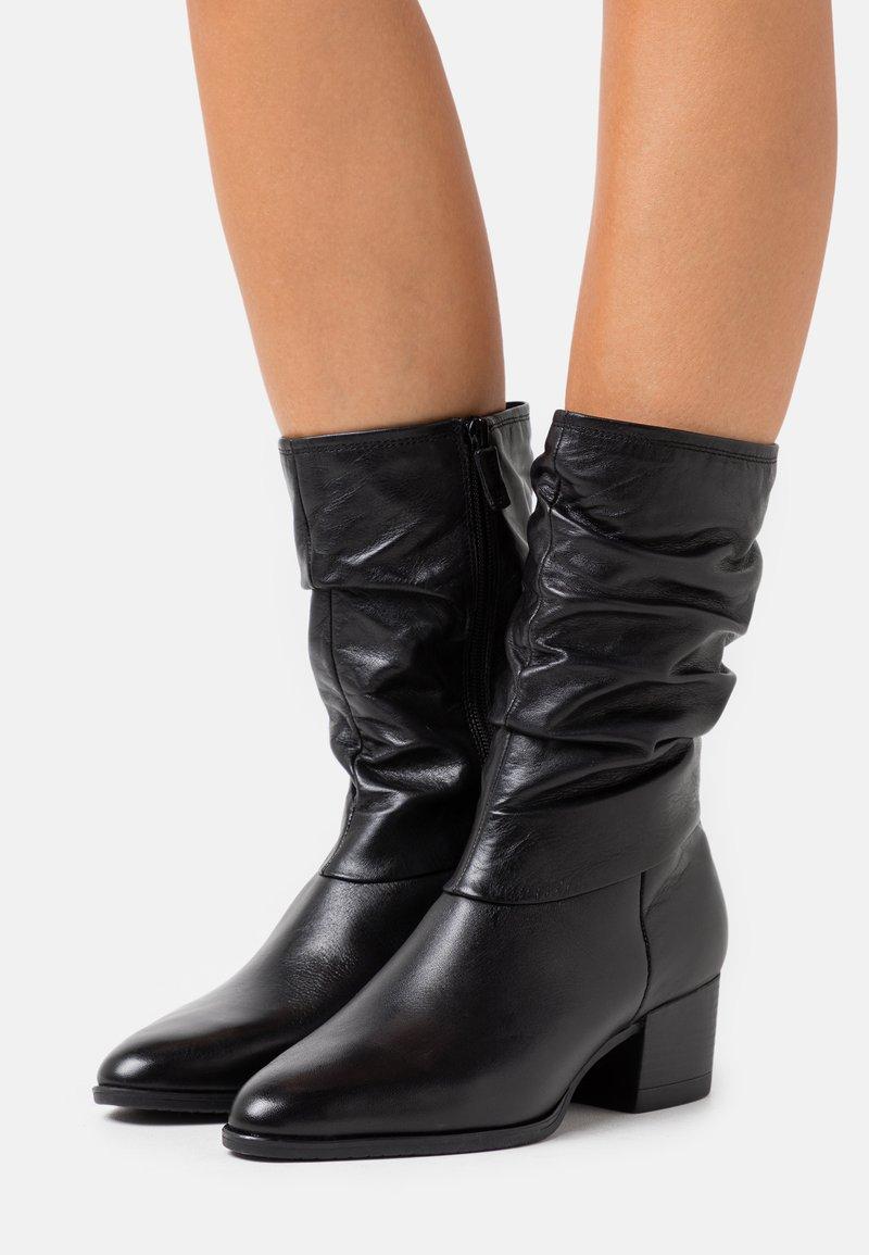 Tamaris - BOOTS - Boots - black