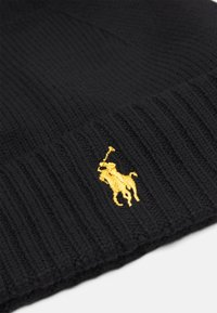 Polo Ralph Lauren - HAT - Czapka - black/gold-coloured - 3