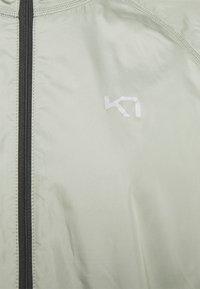 Kari Traa - JULIE HOOD - Outdoor jacket - slate - 2