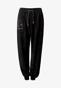 Desigual - SONJA - Pantalones deportivos - blue - 4