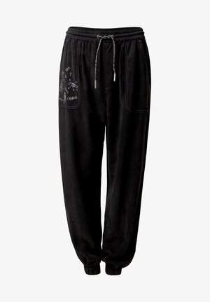 SONJA - Tracksuit bottoms - blue