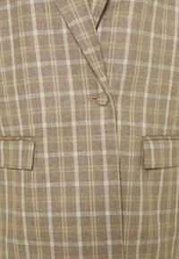4th & Reckless - CHANCE  - Krátký kabát - beige - 6