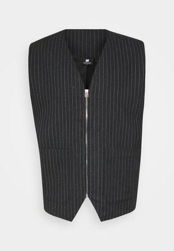 UNISEX SWEET VEST - Waistcoat - grey