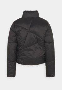 JDY - JDYTIMBER SHORT PADDED  - Winter jacket - black - 1