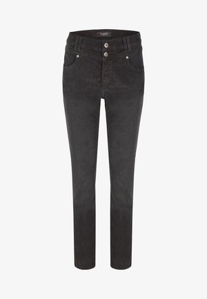 COLOURED CORD - Jeans Skinny Fit - anthrazit