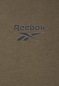 Reebok - TAPE CREW - Sweatshirt - army green - 2