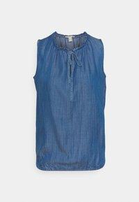 edc by Esprit - Blouse - blue medium wash - 0