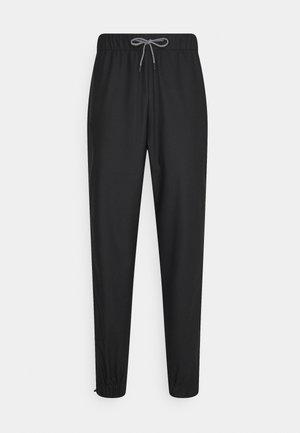PANTS UNISEX - Trousers - black reflective