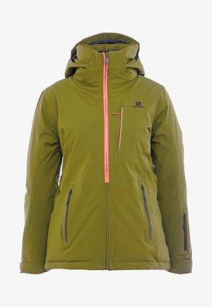 STORMRACE - Ski jacket - avocado