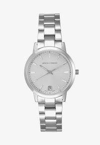 VELO - Watch - silver-coloured/white