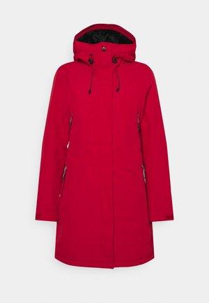 PIPESTONE - Outdoorová bunda - burgundy
