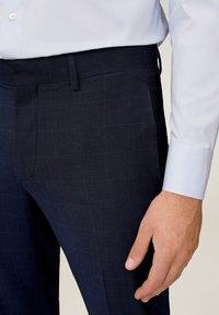 Mango - Pantaloni eleganti - dunkles marineblau - 3