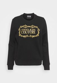 Versace Jeans Couture - LADY LIGHT - Mikina - black/gold - 5