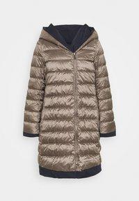 WEEKEND MaxMara - EGUALE - Kabát zprachového peří - blau - 2