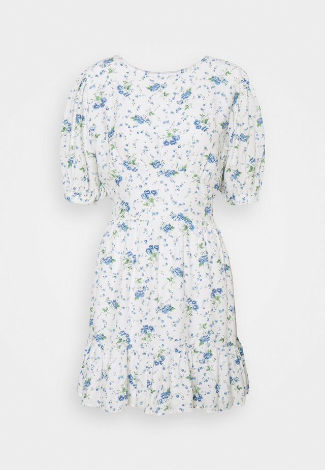 DESMOND MINI DRESS - Denní šaty - astoria