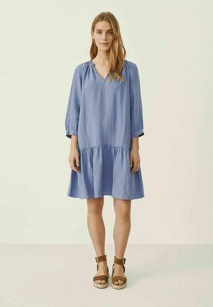 CHANIA - Day dress - colony blue