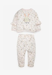 Next - CO-ORD SET - Tracksuit - off-white - 3