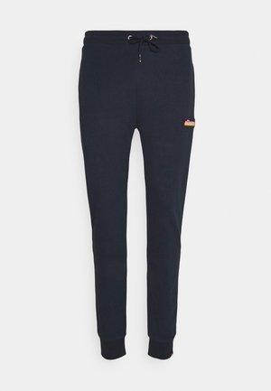 YONVEST - Pantalones deportivos - navy