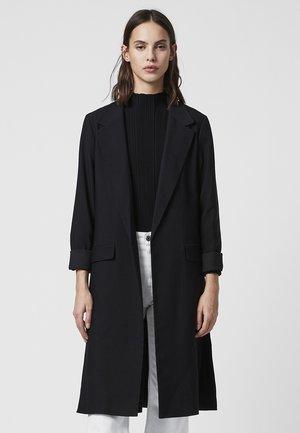 ALEIDA DUSTER - Short coat - black
