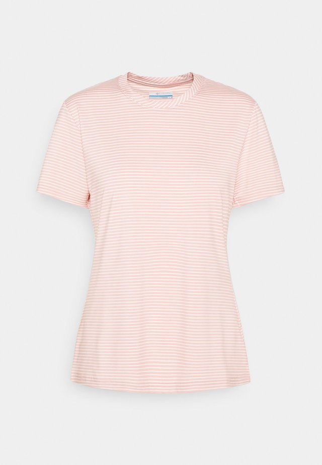 FIRWOOD CAMP - T-shirt imprimé - faux pink/white