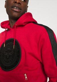 Glorious Gangsta - ABELLO OTH HOOD - Sweatshirt - red - 3