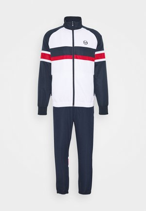 BOARD TRACKSUIT - Tracksuit - navy/white