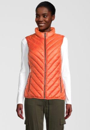 SOLARBALL - Waistcoat - orange