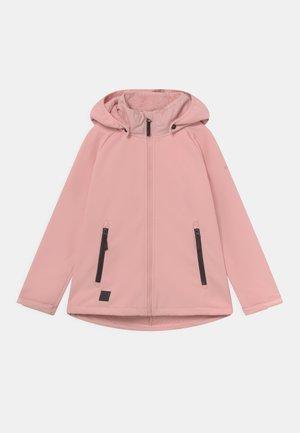 KAAWA JR UNISEX - Softshellová bunda - pink
