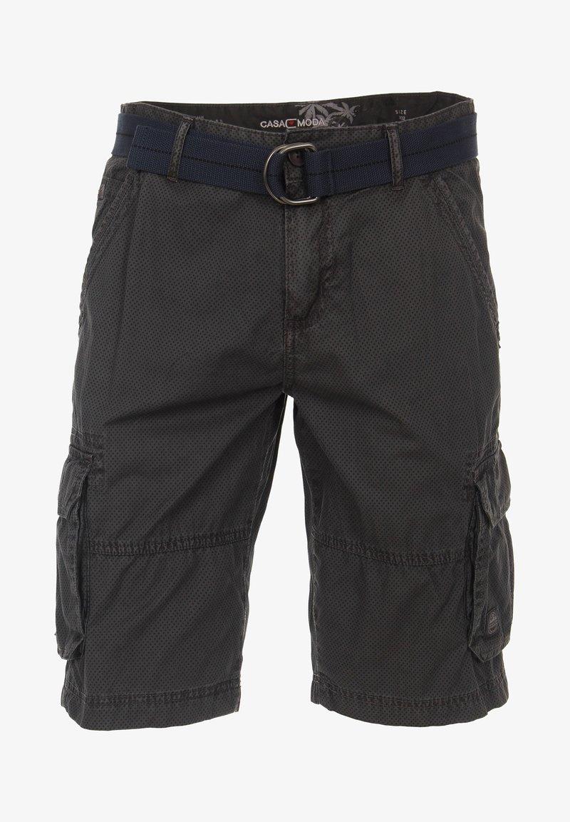 Casamoda - Shorts - anthrazit
