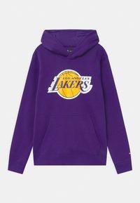 Nike Performance - NBA LA LAKERS LOGO ESSENTIAL ICON UNISEX - Klubové oblečení - court purple - 0