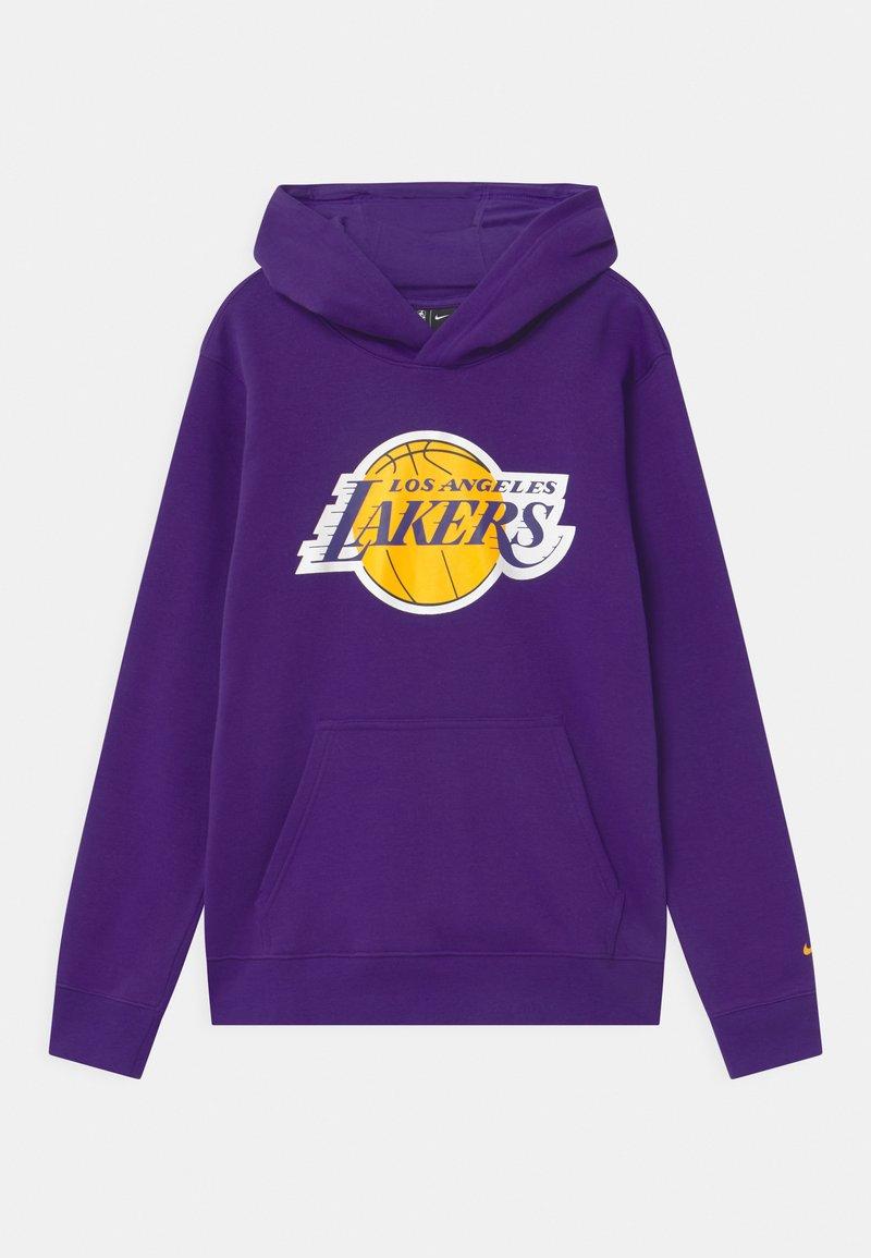 Nike Performance - NBA LA LAKERS LOGO ESSENTIAL ICON UNISEX - Klubové oblečení - court purple