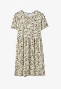 PULL&BEAR - Denní šaty - mottled dark green - 4