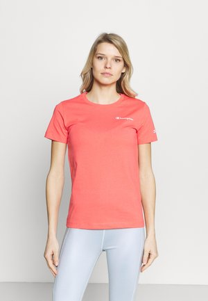 CREWNECK - Basic T-shirt - coral