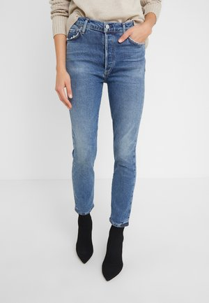 OLIVIA  - Slim fit jeans - moments