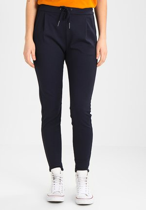 VMEVA LOOSE STRING PANTS - Trousers - night sky