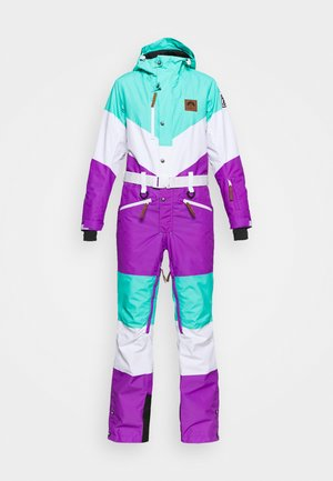 THE FOLIE FEMALE FIT - Ski- & snowboardbukser - purple