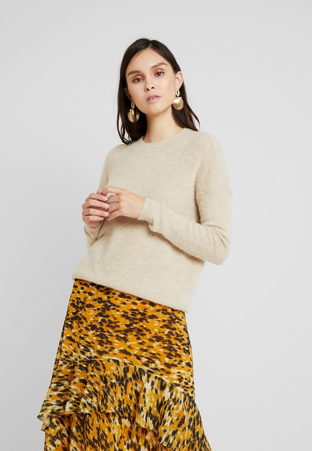 FEMME - Pullover - oatmeal