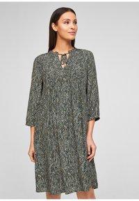 s.Oliver BLACK LABEL - Day dress - beige - 0